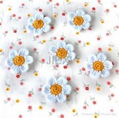 Hand Crochet Flower (CK-001)