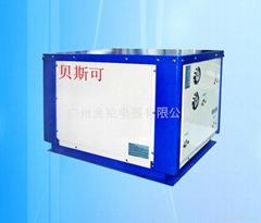 承接热泵热水器工程