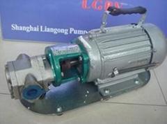 WCB手提齿轮油泵