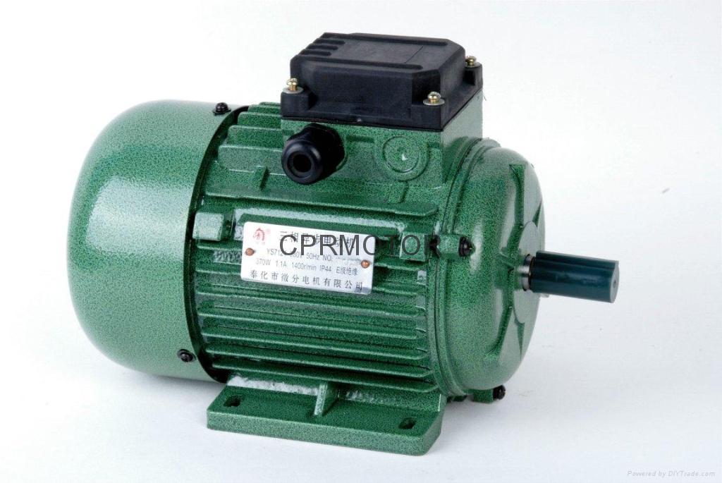Three phase ac motor ys madi china manufacturer for Three phase ac motors