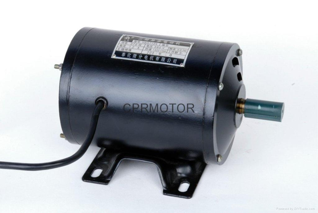 Single phase induction motor yl madi china for How does a single phase motor work