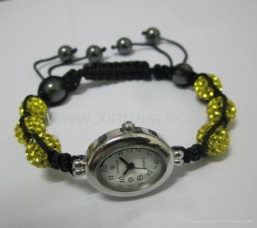 Produce shamballa bracelet watches 2