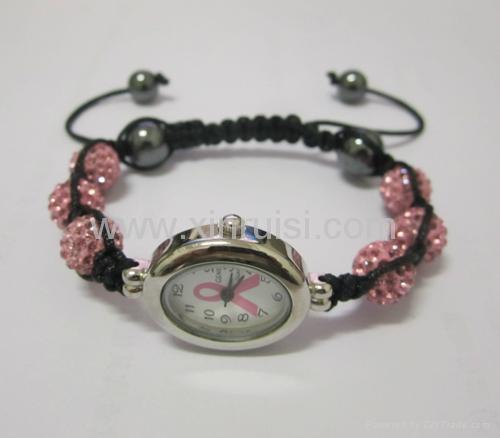 Produce shamballa bracelet watches 3