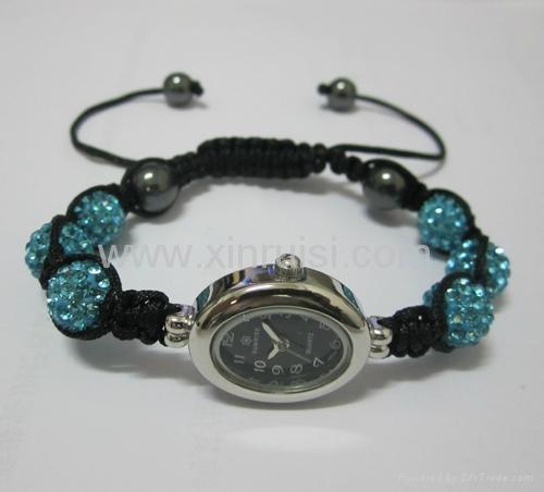Produce shamballa bracelet watches 4