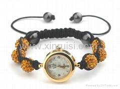 Produce shamballa bracelet watches