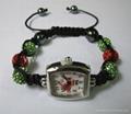 生產聖誕手錶