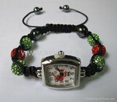 生产圣诞手表