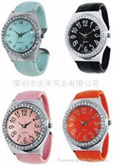 selling bangle watches