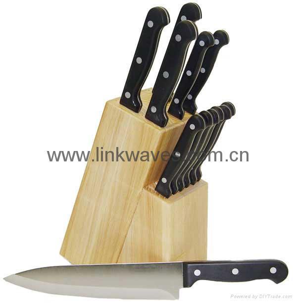 kitchen knife block set kitchen design photos. Black Bedroom Furniture Sets. Home Design Ideas