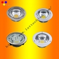 15W & 25W module LED downlight
