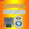 Adjust CCT & dimmable series  LED panel light