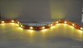 yellow flexible SMD LED strip