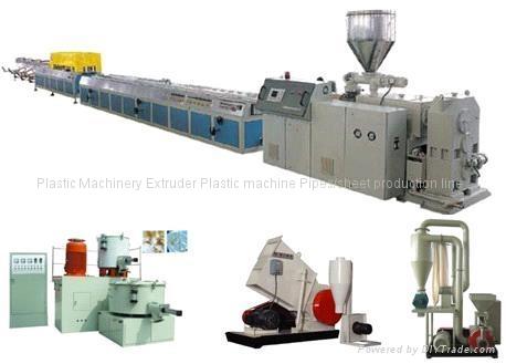 pvc extrusion machine