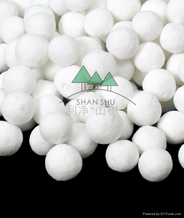 Quartz bio ball pond aquarium filter media bl204 shan for Pond bio balls cleaning