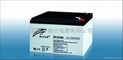 Maintenance-free lead-acid batteries