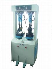 油压自动平面式压底机
