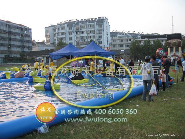 充氣游泳池  3