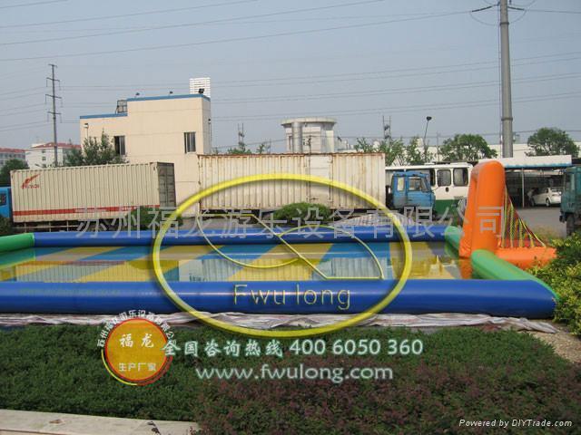 充氣游泳池 5