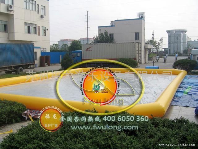充氣游泳池  1