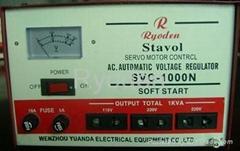 SVC Series High Accuracy Full-auto AC Voltage Regulator( Voltage Stabilizer)