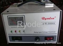 AVR Series Relay Type Voltage Stabilizer (Voltage Regulator)