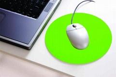 Circular mousepad