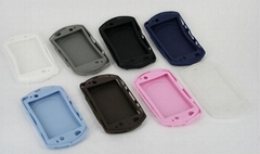 Silicon Rubber Case PSP GO