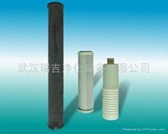 活性碳纤维棒式滤芯