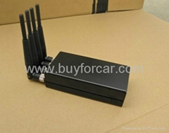 Wonderful Portable Cellular or Wireless Signal/GPS/3G Jammer