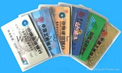 pvc卡片袋
