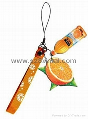 Mobile phone strap