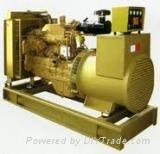 CE Approved 120kw Cummins Diesel Generator Set