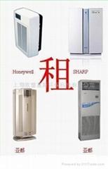 夏普空氣淨化器出租包月