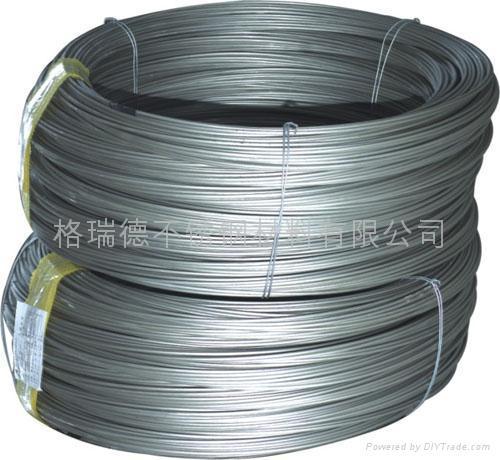 316不锈钢线 不锈钢弹簧线 不锈钢螺丝线 1