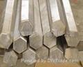 304不锈钢六角棒 不锈钢六角