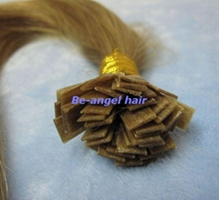 Pre-bonded hair extension