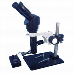 連續變倍單筒顯微鏡
