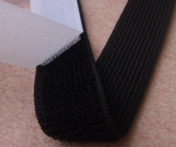 knitting elastic loop 1