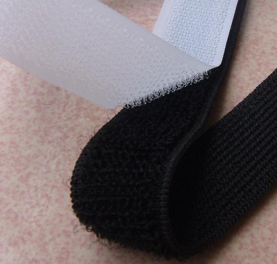 knitting elastic loop 3