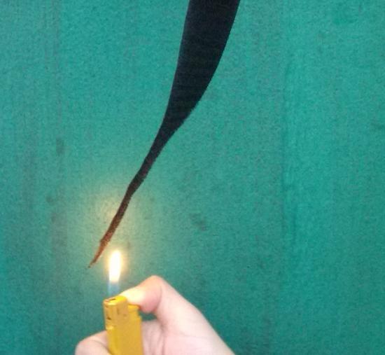 防火阻燃魔朮貼 5