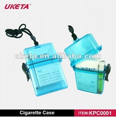Waterproof cigarette case