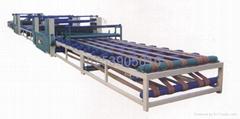 PVC gypsum ceiling tile production lines