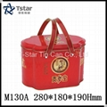 Gift Packing Tin Boxes with Handle
