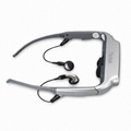 Video/iTheater Eyewear, Digital/Video Glasses with Adapter and Virtual 50 Inches
