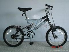 儿童自行車