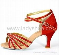 WuDaoXie, fashion WuDaoXie, female Latin dancing slippers