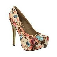 fashion high-heeled shoes, PU high heels, lady high heels