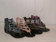 新款時尚涼鞋,羅馬涼鞋,沙灘涼鞋,涼鞋廠,惠東涼鞋