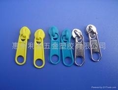 3#metal zipper #8Nylon zipper #5plastic zipper