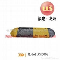 橡胶减速带,橡胶路拱,橡胶减速板,减速块